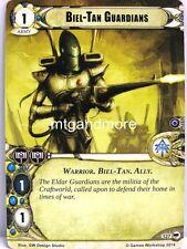 Warhammer 40000 Conquest LCG - Biel-Tan Guardians  #127 - Base Set
