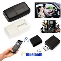 Wireless Bluetooth V4.1+EDR Music Audio Receiver 3.5mm Jack A2DP Stereo Adapter
