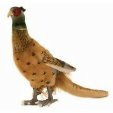Pheasant 31 cm soft Toy Stuffed Animal Toy Hansa Toy 3846