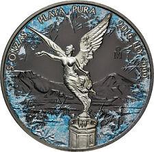 Savoca Coins Mexiko 5 Onzas 2016 Deep Frozen Edition Libertad=RRA62881
