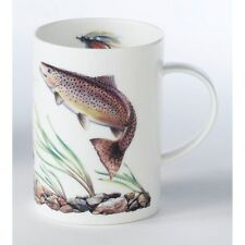 Border Fine Arts Brown Trout Fish China Mug