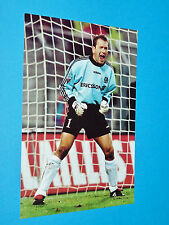ANDREAS KÖPKE PHOTO PANINI FOOTBALL 1997-1998 OLYMPIQUE MARSEILLE OM