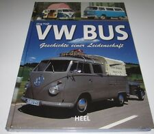 Bildband VW Bus Bulli Transporter T1 Samba T2 Geschichte einer Leidenschaft NEU!