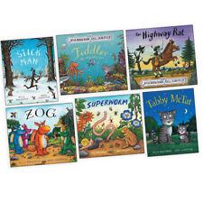 Julia Donaldson & Axel Scheffler Collection of 6 Picture Books (RRP £41.94)