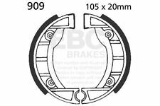 FIT PIAGGIO  Boss 50 88>89 EBC FRONT BRAKE SHOE SET