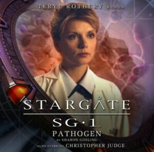 STARGATE SG:1 Big Finish Audio CD #2.3 - PATHOGEN (Teryl Rothery & Chris Judge)