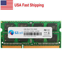 USA 4GB 8GB PC3-10600 DDR3 1333MHz Memory for Macbook Pro 2011 A1278 A1286 A1297