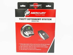 Mercury Theft-Deterrent System Boating Key Fob For Outboards Inboards 8M0057383