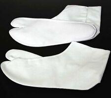 29cm white Tabi socks for iaido iaito kendo ju-jitsu martial arts japanese sword