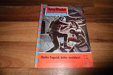 PERRY RHODAN # 83 -- HALLO TOPSID, BITTE MELDEN // Atlan-Abenteuer 1. Aufl. 1963