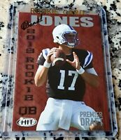 DANIEL JONES 2019 #1 Draft Pick Rookie Card RC New York Giants North Carolina $$