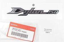 DYLAN-150 2003 2004 HONDA SES150 Tipo 1 Emblema Logo Pegatina Marca