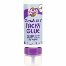 Aleene's Always Ready Quick Dry Tacky Glue-4oz -33147
