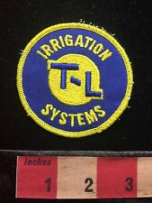 T-L IRRIGATION SYSTEMS Farm / Agriculture Related Patch S71D