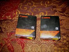 2-Canon VF-50 Video Floppy Disk