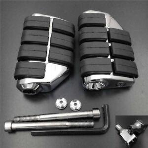 Motorcycle Large Front Foot Peg For 2010-2015 2014 Honda VT 1300 Sabre Stateline