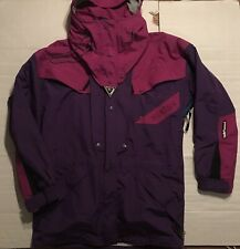 Vintage 90s Helly Hansen Equipe Helly-Tech Ski Jacket Size S Colorblock