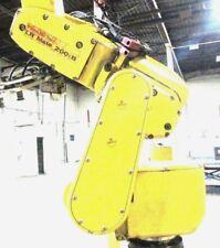 Fanuc Lr Mate 200ib Robot 6 Axis Table Top Industrial Robot Type A05b 118 B201