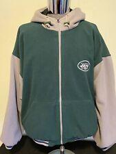 Vintage New York Jets Hoodie Jacket & Vintage Decal