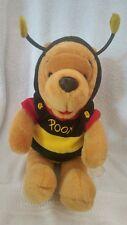 Winnie the Pooh Stuffed , dressed as a bee