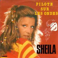 CD Single SHEILAPilote sur les ondes 2-TRACK CARD SLEEVE L'amour au téléphone