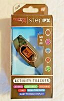 Copper Fit FX Activity Tracker Watch+Step+Mile+Calorie+GREAT GIFT!!