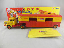 Corgi 70301 Berliet TLR Semi Transport Chevaux Jean Richard Pinder Horsebox
