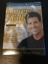 Power Talk Anthony Robbins Audio CD A Decision to Ensure Success