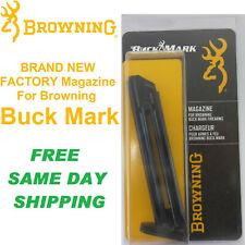 Browning Buck Mark 112055190 Magazine 10 round Buckmark clip Same Day FREE SHIP