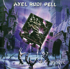 AXEL RUDI PELL Magic CD Erstrelease SPV