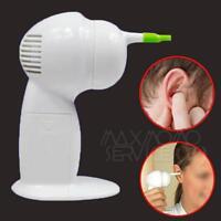 Sécurité électrique sans fil aspirateur oreille nettoyant cire outil indolore