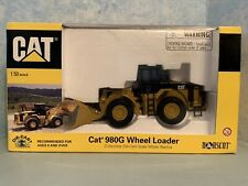 Norscot Cat 980G Wheel Loader 1:50 Scale #55027 Collectible Die Cast Model New
