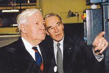 Helmut Schmidt++ Autogramm ++ 5. Bundeskanzler ++ BRD ++ SPD