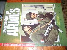 Encyclopédie des armes n°2 Pistolets Mitrailleurs 39/45