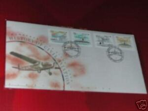 Singapore First Day Cover Civil Aviation (01/06/1991)