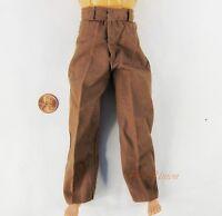 DA128 Dragon 1:6 Figure UK SAS USMC Marine Airborne Uniform Brown Trousers Pants