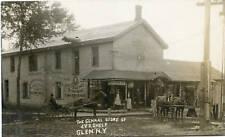 RPPC NY Adirondacks Glen Shelp Store PO (Beach) Montgomery County