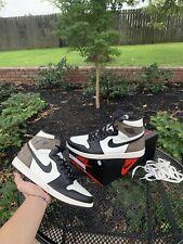 Nike Air Jordan 1 Retro High Dark Mocha 555088-105 Men's Size 11