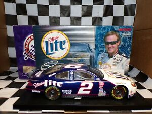 Rusty Wallace #2 Miller Lite 2000 Taurus 1:24 scale car Action NASCAR 10843