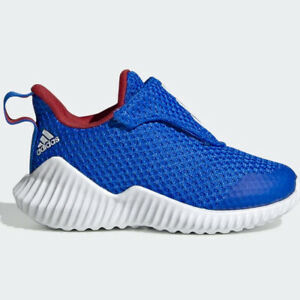 Adidas Forta Run AC I Infant/Toddler Boys Athletic Sneaker Walking Shoe Blue Red