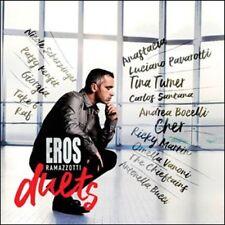 EROS RAMAZZOTTI - EROS DUETS [CD]
