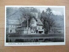 AK / Nienstedt a. Deister  Schullandheim Herschel Leipnitzschule 1953
