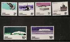Ross Dependency SG9/14 1972 SET Gomma integra, non linguellato