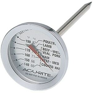 Acurite Dial Meat Thermometer