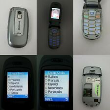 CELLULLARE SAMSUNG SGH X650 GSM SIM FREE DEBLOQUE UNLOCKED 7
