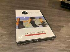 MECANO DVD LOS VIDEOS PRECINTADA NUEVO