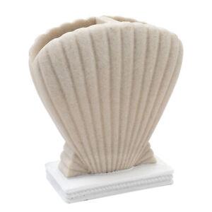 Coastal Shell Bath Accessory Collection Bathroom Toothbrush Holder