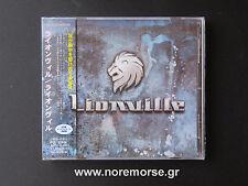 LIONVILLE - LIONVILLE +3, Japan CD +OBI 2011 AOR Survivor, Boulevard NEW SEALED