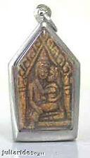 SHIVA AND CONSORT BUDDHA BUDDHIST THAI AMULET PENDANT