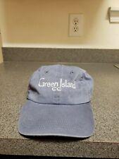 PGA Champions Tour Hat Cap Strapback Green Island Country Club Golf Georgia PGA